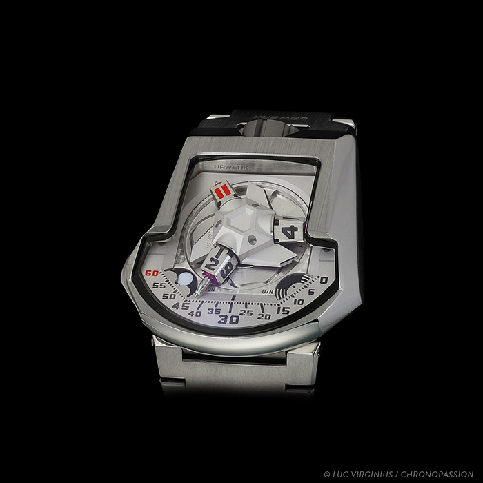 urwerk - UR-202 White Shark