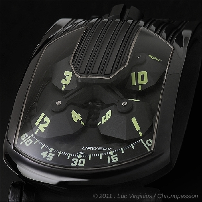urwerk - UR-103 Hexagon