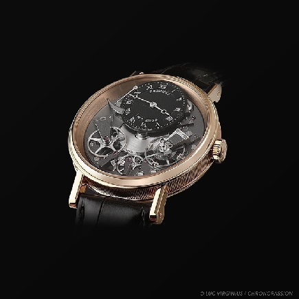 breguet - Tradition 7057 BR in red gold