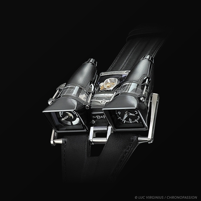 MB&F - MB&F Horological Machine No4 Final Edition