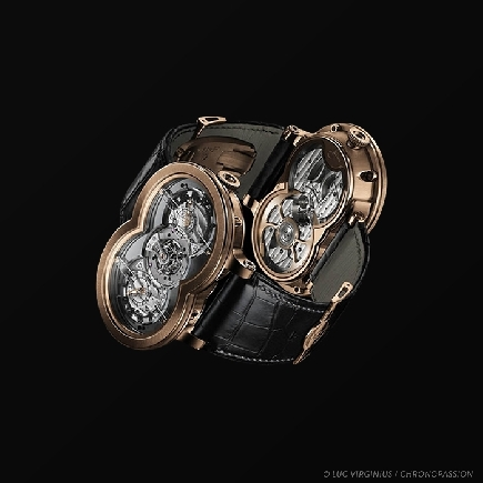 MB&F - Horological Machine No1 Red Gold HM1-RS