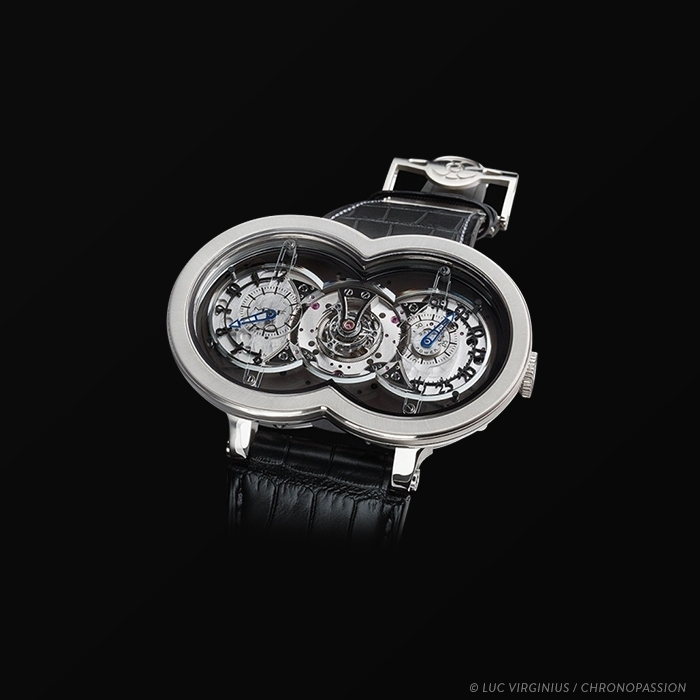 MB&F - Horological Machine No1 - Titanium Grade 5