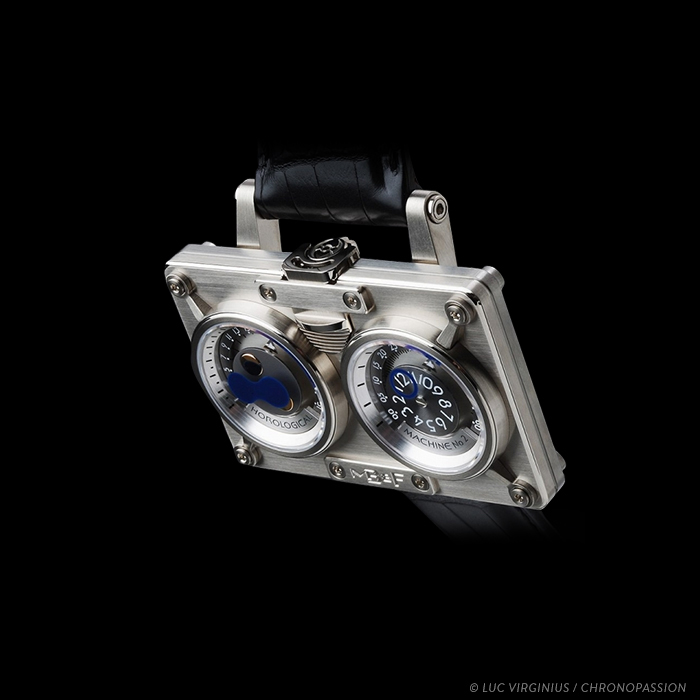 MB&F - Horological Machine No2