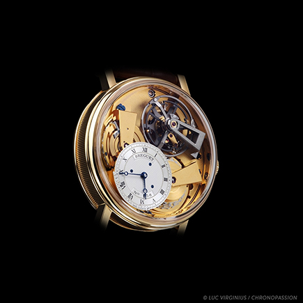 breguet - La Tradition Fusee Tourbillon