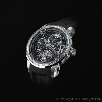 Angelus - Angelus U40 Racing Tourbillon Skeleton