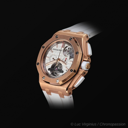Audemars Piguet - ROYAL OAK OFFSHORE TOURBILLON CHRONOGRAPH SELFWINDING