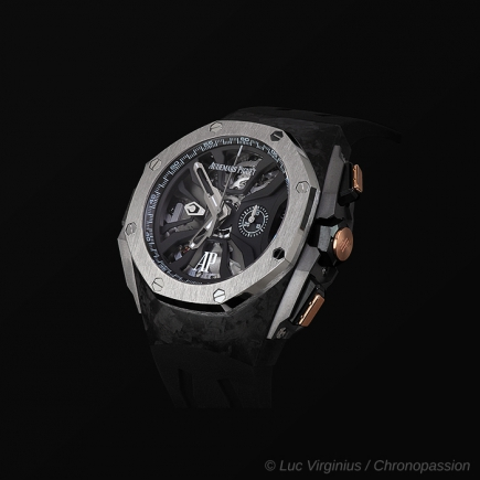 Audemars Piguet - ROYAL OAK CONCEPT LAPTIMER MICHAEL SCHUMACHER 44MM