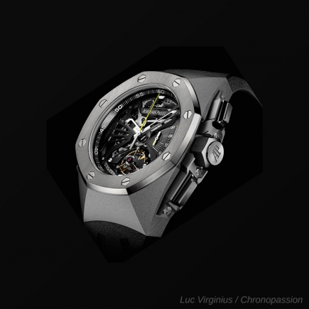 Audemars Piguet - ROYAL OAK CONCEPT SUPERSONNERIE