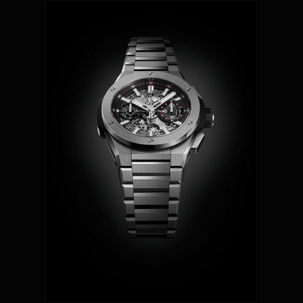 hublot - HUBLOT BIG BANG INTEGRAL TITANIUM 451.NX.1170.NX