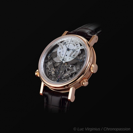 breguet - Breguet Tradition Chronograph7077BR