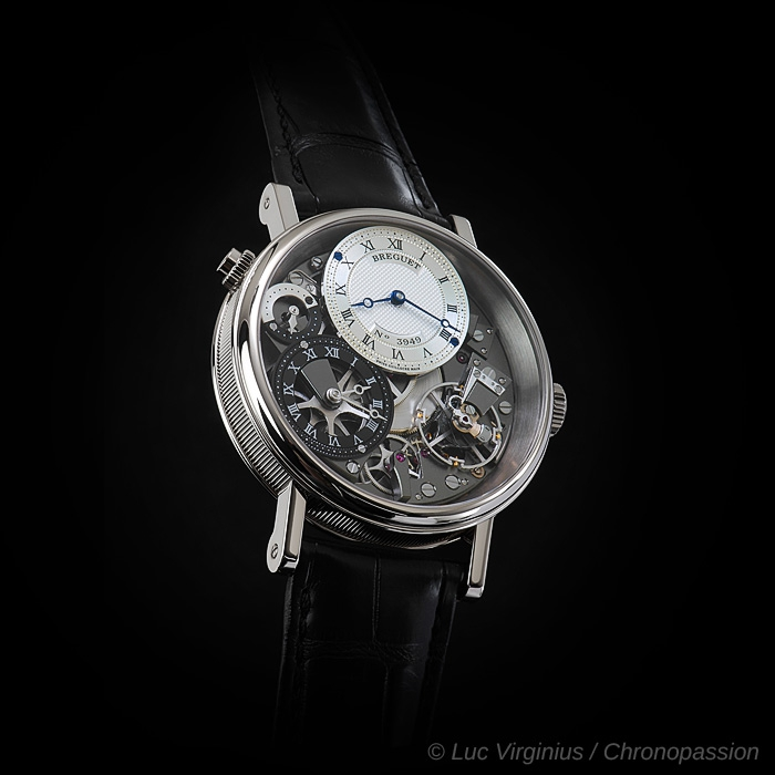 breguet - Breguet Tradition GMT