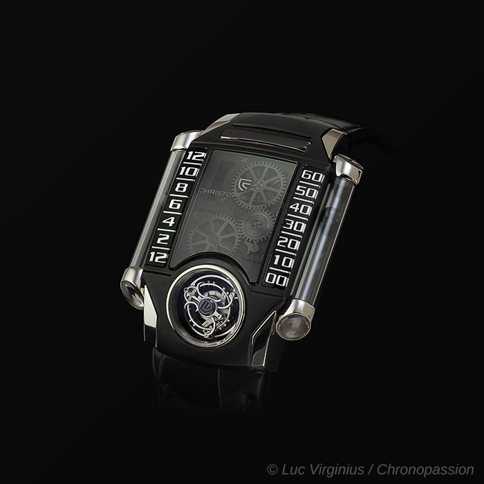 Christophe Claret - The X-TREM-1 , Christophe Claret