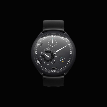 Ressence - Ressence Type 2A E-CROWN