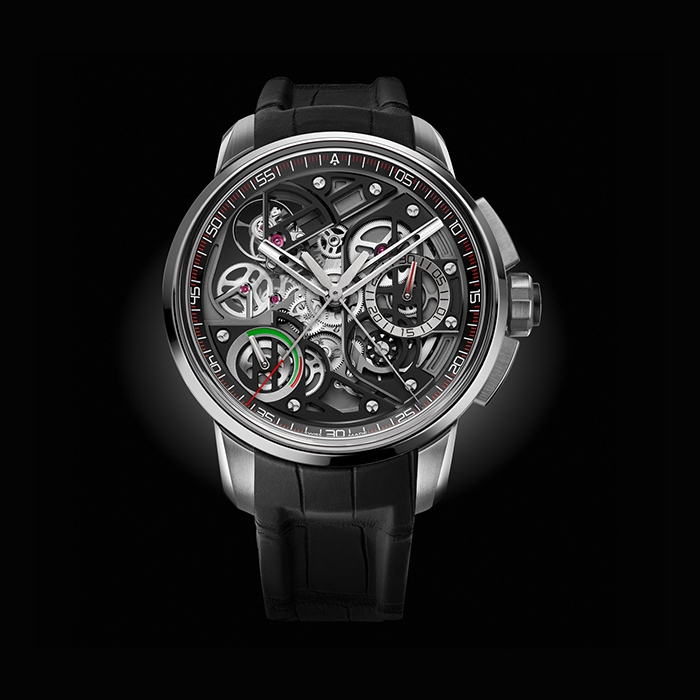Angelus - ANGELUS U-30 TOURBILLON SPLIT SECOND CHRONOGRAPH