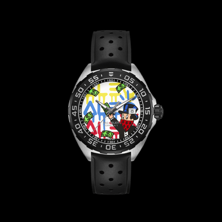 Tag Heuer - TAG HEUER FORMULA ONE - ALEC MONOPOLY SPECIAL EDITION