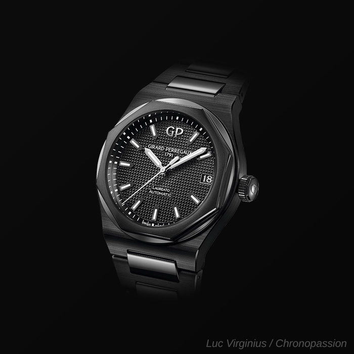 girard perregaux - Laureato 42 mm Ceramic