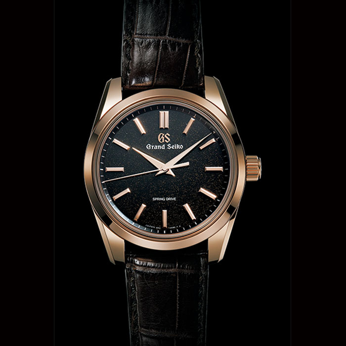 Grand Seiko - Grand Seiko 8 jours Rose GoldGrand Heritage SBGD202