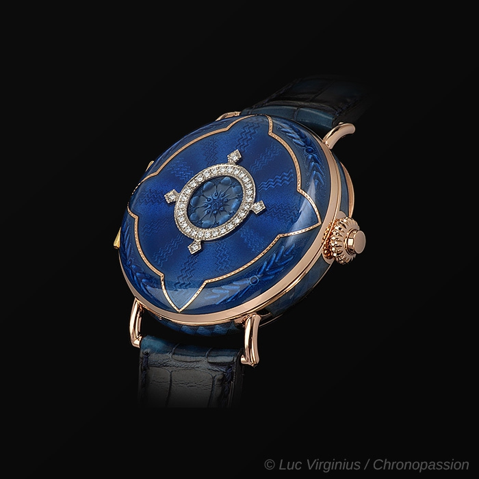H Moser & Cie - THE PERPETUAL CALENDAR HERITAGE , H.Moser & Cie