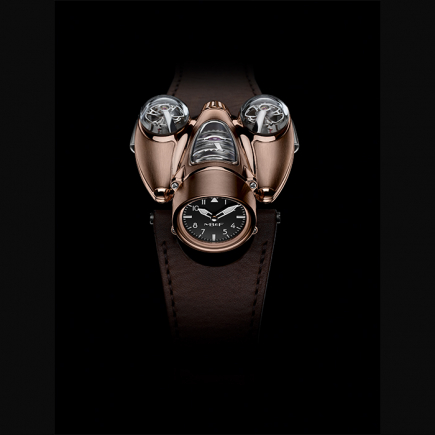 MB&F - MB&F HM9 FLOW ROSE GOLD