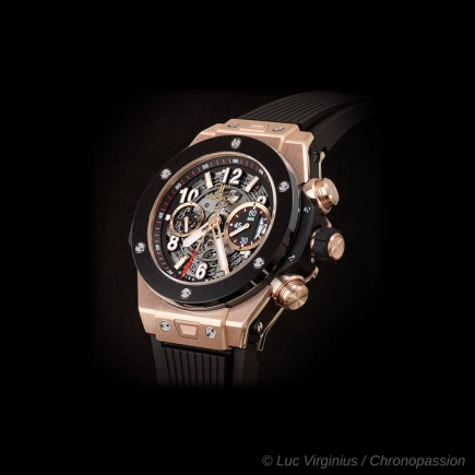 hublot - Hublot Big Bang Unico 411.OM.1180.RX