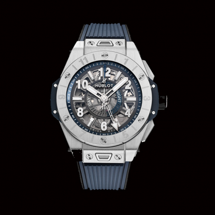 hublot - Hublot Big Bang GMT Hublot 471.NX.7112.RX-SD-HR-W
