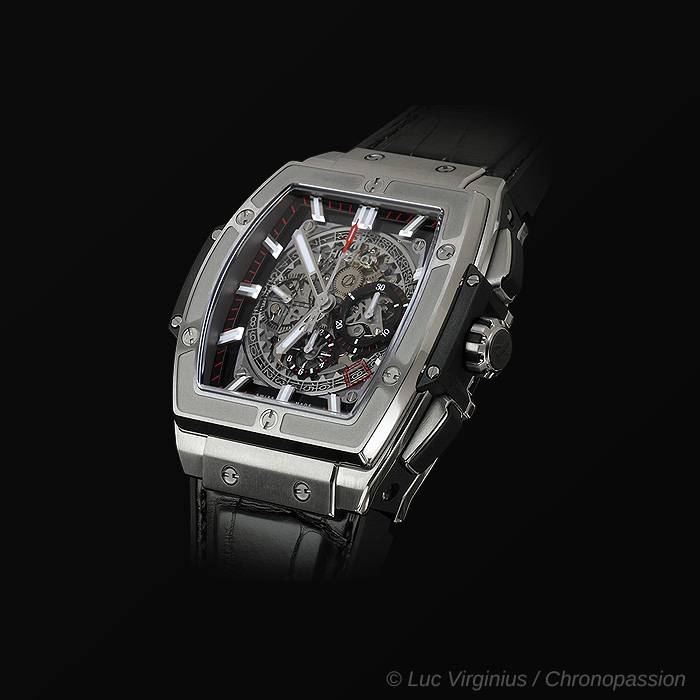 hublot - Hublot Spirit of Big Bang titanium 601.NX.0173.LR