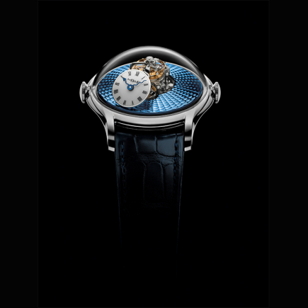 MB&F - MBF LM Flying T platinum