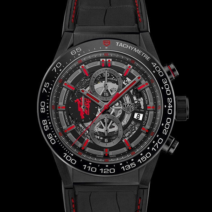 Tag Heuer - TAG HEUER Manchester United Special Edition