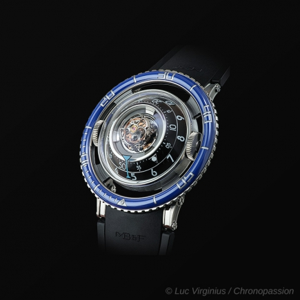 MB&F - Horological Machine N° 7 « Aquapod »