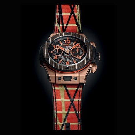 hublot - HUBLOT BIG BANG UNICO TEAK ITALIA INDEPENDENT