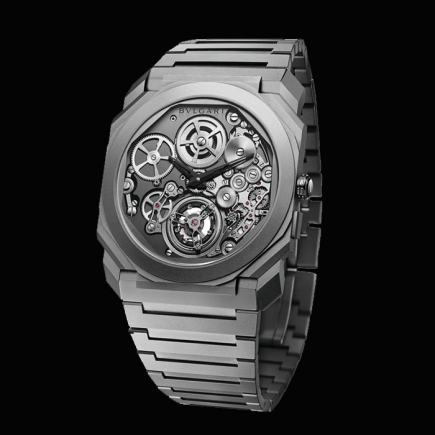 Bulgari - BULGARI OCTO FINISSIMO TOURBILLON AUTOMATIC 102937