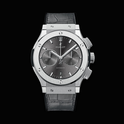 hublot - HUBLOT CLASSIC FUSION CHRONOGRAPH 45MM RACING GREY TITANIUM