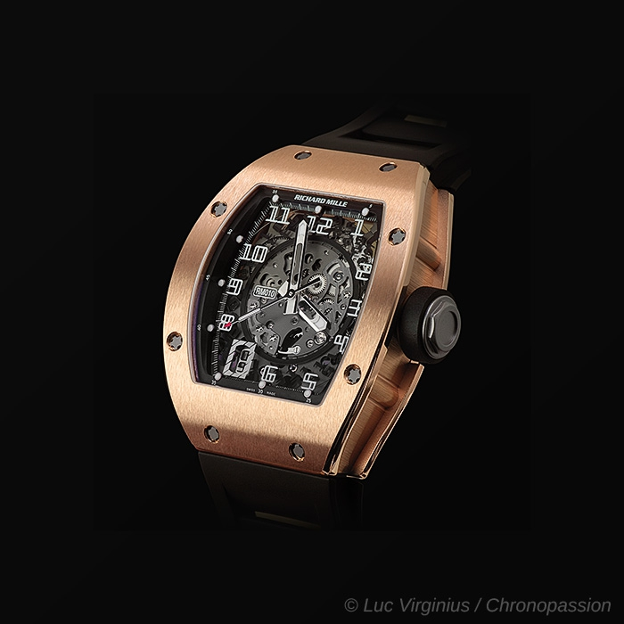 richard mille - Richard Mille RM010 Pink Gold
