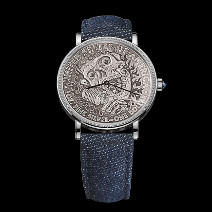 Corum - CORUM COIN WATCH (UNIQUE PIECE)