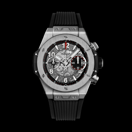 hublot - HUBLOT BIG BANG UNICO TITANIUM 42MM