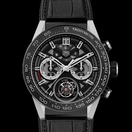 Tag Heuer - TAG Heuer CARRERA Heuer-02T