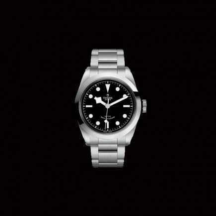 Tudor - Tudor Black Bay 32mm Black dial  79580-001