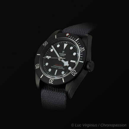 Tudor - TUDOR HERITAGE BLACK BAY DARK
