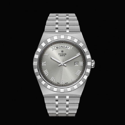 Tudor - TUDOR ROYAL DAY DATE 41MM SILVER DIAL M28600-001