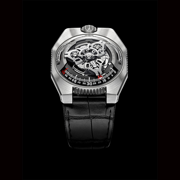 urwerk - URWERK Space Time, Iron, UR_100