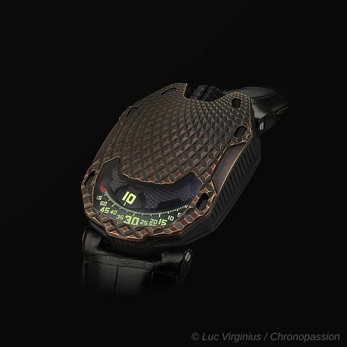 urwerk - The UR-105 T-Rex
