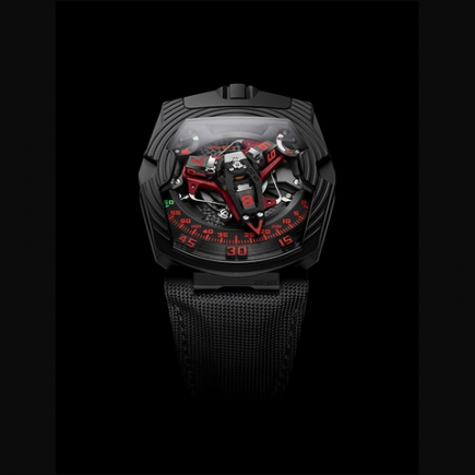 urwerk - URWERK UR-210 ROYAL HAWK